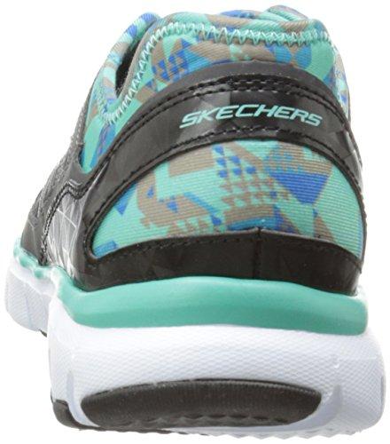 Skechers Skech-flexultimate Reality, Scarpe da ginnastica Donna Grigio