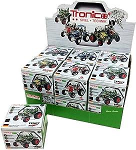 rcee 9590-tronico Micro Tractores, construcción Juguete, Surtidos
