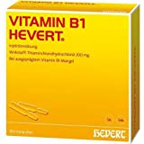 VITAMIN B1 Hevert Ampullen 100 St