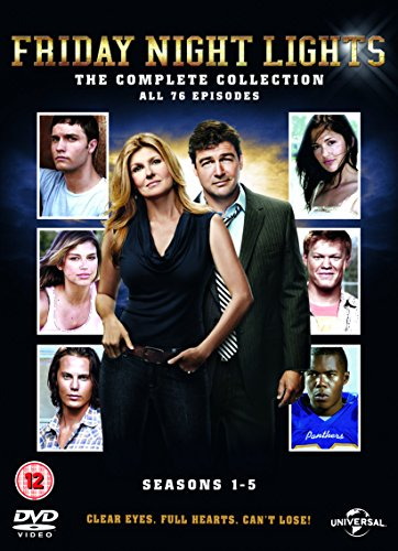 Friday Night Lights: The Complete Collection (Seasons 1-5) [22 DVDs] [UK Import] - Night Lights-tv-serie Friday