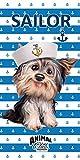Animal Club Hunde BADETUCH