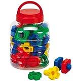 Creation Station - Juego de bloques para bebé (Artstraws CW7510) [Importado]