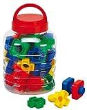 Baby centre - Secchiello di viti e bulloni giocattolo