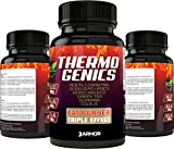 Suplemento J.ARMOR BIO3ACTIVE Thermogenics 100 cps Fat Burner Thermogenic...