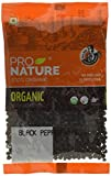 #3: Pro Nature 100% Organic Black Pepper (Whole), 100g