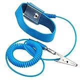 chinkyboo Anti-Static ESD Wrist Strap Band w/Adjustable Grounding (Oversea Dispatch)