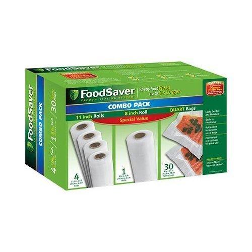 FoodSaver Combo Pack 1-8