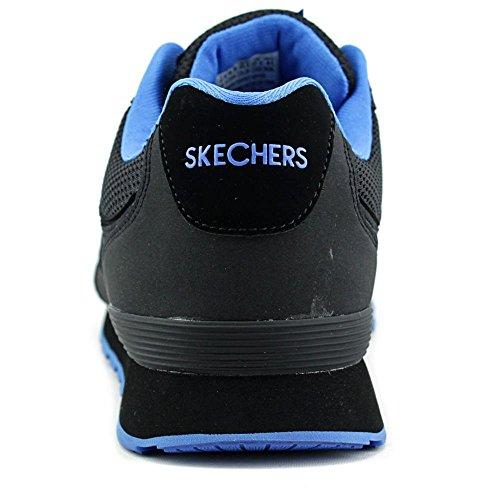 Skechers OG 85-Sirles Toile Chaussure de Course Black-Blue