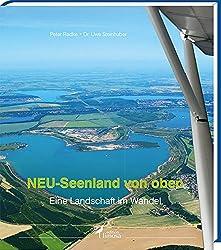 NEU-Seenland von oben: Eine Landschaft im Wandel