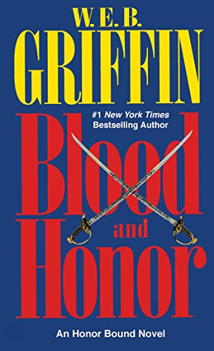 Blood and Honor (HONOR BOUND Book 2) (English Edition) (Web Ebooks Griffin)