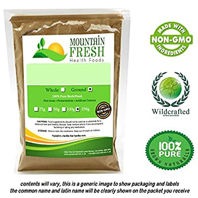 Feverfew Powder 250g 250g FREE UK Delivery from Mountain Fresh