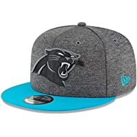 5071d051fcf New Era Carolina Panthers 9fifty Snapback NFL 2018 Sideline Home Graphite