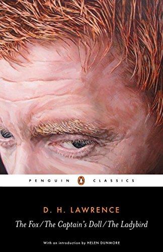 The Fox, The Captain's Doll, The Ladybird (Penguin Classics) -