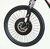 Best Electric Bicycle Conversion Kits - Motor Controller Battery All in One Front Wheel Review