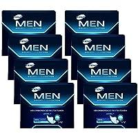 Tena Men Level 1 Inkontinenzeinlagen für Männer mit leichter Blasenschwäche / Inkontinenz an männliche Anatomie angepasste Einlagen - Vorteilspack (96 Hygiene-Einlagen)