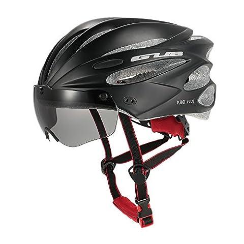 Docooler Casque de Vélo GUB Intégré dans le Moule Ultra-léger