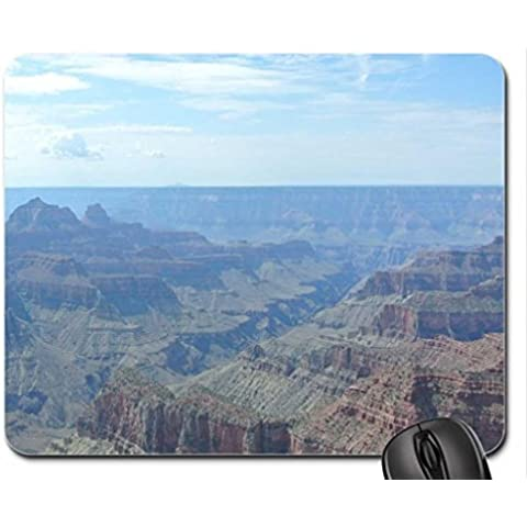 Grand Canyon View From Bright Angel Point Mouse Pad, Mousepad (Canyons Mouse Pad)