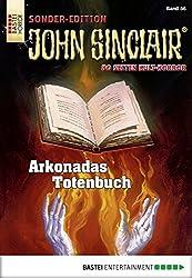 John Sinclair Sonder-Edition - Folge 056: Arkonadas Totenbuch