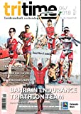 Tritime 4 2018 Anti Doping Bahrein Endurance Team Zeitschrift Magazin Einzelheft Heft Triathlon