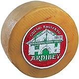 Queso mezcla oveja y vaca ahumado ARDIBEY sabor exquisito y suave. varios formatos. Envió GRATIS 24h. (800gr aprox.)