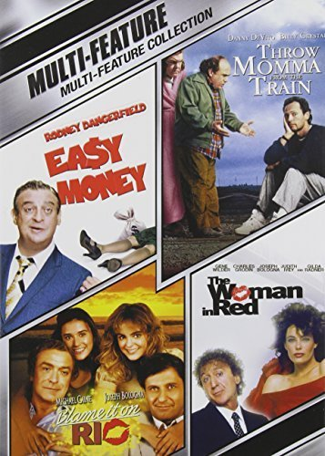 Easy Money/Throw Momma from the Train/Blame it on Rio/The Woman in Red by Michael Caine (Train The Throw Momma From)