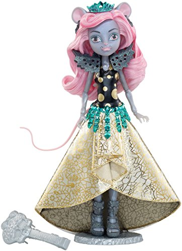 Mattel Monster High CHW61 - BUH York, Mouscedes, Puppe