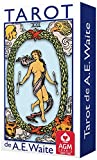 Tarot de A.E. Waite Standard Blue Edition Spanish