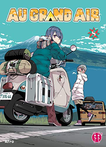 Au Grand Air Edition simple Tome 8