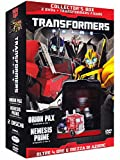 Locandina Transformers Prime - Stagione 02 #01-02 (Special Edition) (2 Dvd+Figure)