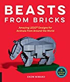 Best Animal World Mooses - Beasts from Bricks: Amazing LEGO® Designs for Animals Review