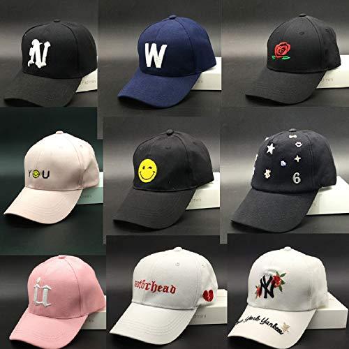 kyprx Cappellino da Baseball Hip Hop