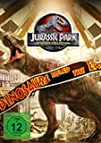 DVD Cover 'Jurassic Park 4-Movie-Collection [4 DVDs]