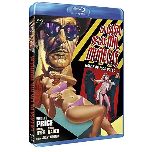 La Casa de las Mil Muñecas BD 1967 House 1000 Dolls [Blu-ray] - Ray Blu Doll House