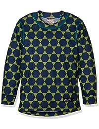 CRAFT cr1904518–Camiseta Niños, CR1904518, 2029 Twinkle Deep/GAL, 140