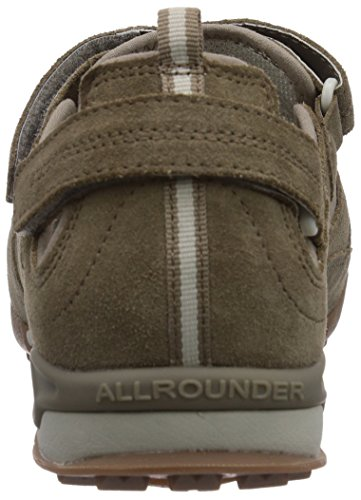 Allrounder by Mephisto TALION C.SUEDE 37/LYCRA 12 Herren Outdoor Fitnessschuhe Braun (TAUPE/COOL GREY)