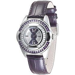 Zeno-Watch ladies watch - Lalique Lalique gray - 6602Q-s3-10