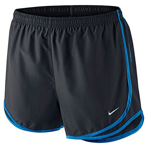 Nike Tempo Shorts da Running BLACK/BLACK/LT PHOTO BLUE/WOLF GREY