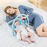 GONGFF Krippe Bett Bett Anti-Druck Baby Neugeborenen Bionischen Bett Schlafkorb Multifunktions-Portable Klappbett,#1