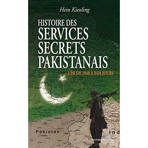 Histoire des services secrets Pakistanais : L'ISI de 1948 à nos jours