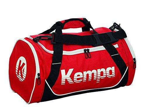 Kempa Unisex Sporttasche 75 L (L) Taschen rot/Schwarz/Weiß