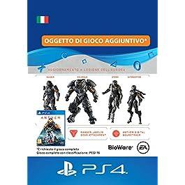 Aggiornamento per Anthem edizione Legione dell'Aurora   Codice download per PS4 – Account italiano