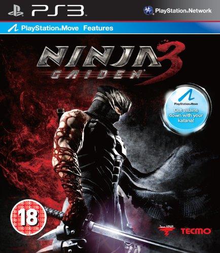 Preisvergleich Produktbild [UK-Import]Ninja Gaiden III 3 (Playstation Move Compatible) Game PS3