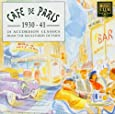 Cafe de Paris 1930-41: 24 Accordion Classics