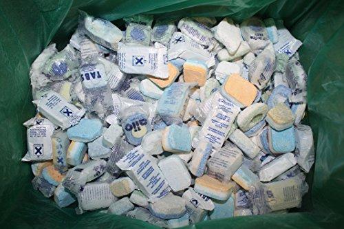 10kg Spülmaschinentabs Bruch/Ausschuss Tabs 12in1 ca.500 Spülvorgänge