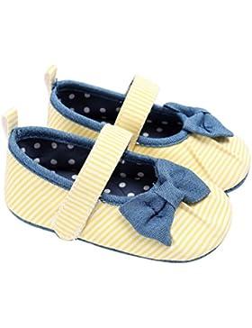 Tefamore El niño del bebé embroma los zapatos recién nacidos del niño suave del pesebre de la muchacha