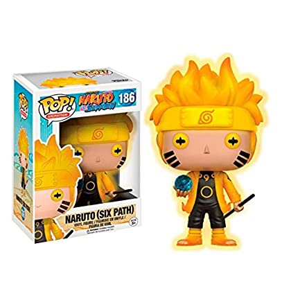 Figura Vinyl Pop! Naruto Six Path Limited