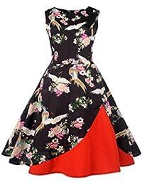 5da85d031 Amazon.es  Xinantime - Incluir no disponibles   Vestidos   Mujer  Ropa