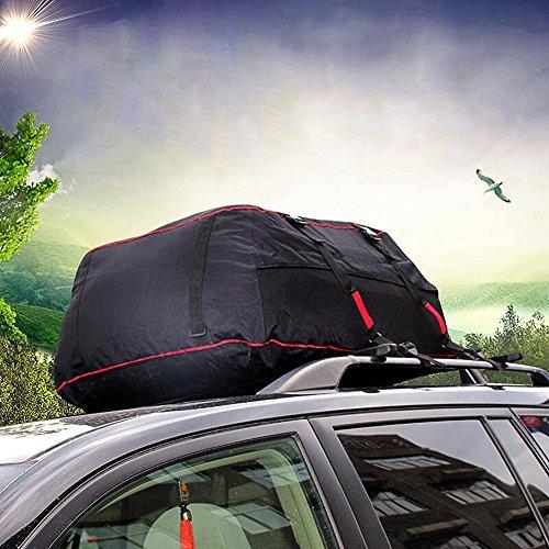Salon Styler Haarbürsten Car Top Carrier, Dach Top Aufbewahrungstasche Rooftop Cargo Tasche für lange Reisen, Urlaub und Gepäck Transport, 76,2x 50,8x 43,2cm