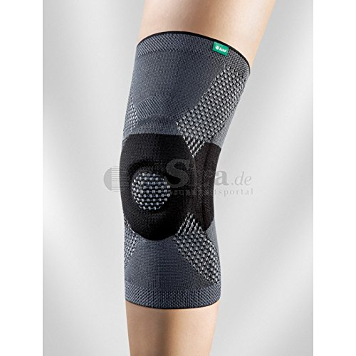 Kniebandage mit spezieller Dehnzone, JuzoFlex Genu Xtra-Beige-L