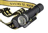 Armytek Wizard Pro USB XHP50 LED Stirnlampe mit Li-Ion Akku und USB-Ladefunktion